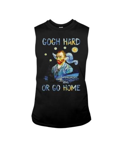 Art Teacher - Gogh Hard or Go Home