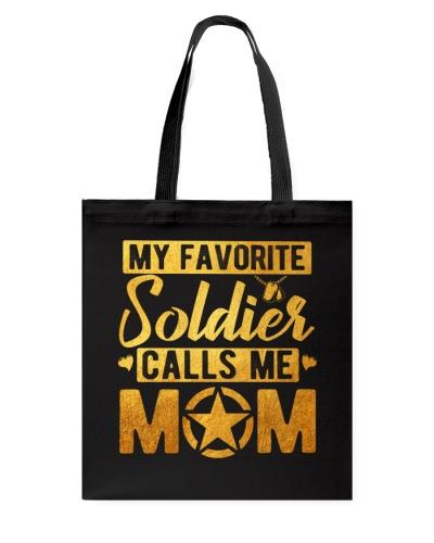 My Favorite Soldier - Mom