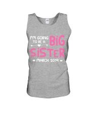 Big Sister - March 2019 Unisex Tank thumbnail