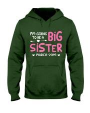 Big Sister - March 2019 Hooded Sweatshirt thumbnail