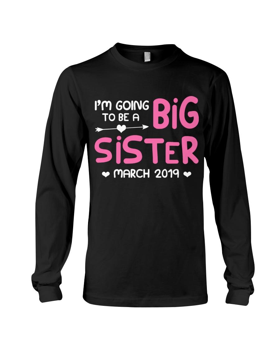 Big Sister - March 2019 Long Sleeve Tee