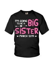 Big Sister - March 2019 Youth T-Shirt front