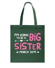 Big Sister - March 2019 Tote Bag thumbnail