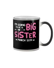 Big Sister - March 2019 Color Changing Mug thumbnail