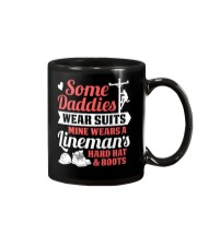 Lineman's Hard Hat And Boots Mug thumbnail