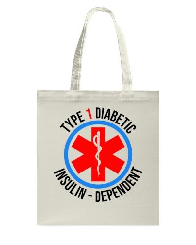 Diabetes Warrior - Insulin - Dependent