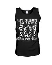 Teacher  - 101 Days of School Unisex Tank thumbnail