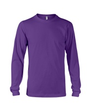 Father and Son - Riding Partners for life Long Sleeve Tee front