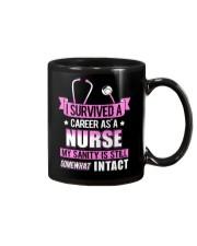 Nurse - Survived Mug thumbnail