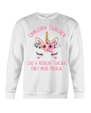 Unicorn Teacher - Magical Crewneck Sweatshirt thumbnail