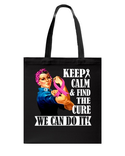 Cancer - Keep Calm and Find the cure