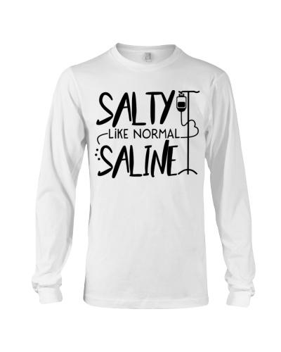 Nurses - Salty like normal Saline