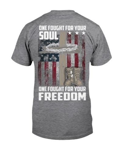 Veteran - Fought for Soul - Freedom
