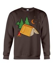 Book Camp Crewneck Sweatshirt thumbnail