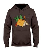 Book Camp Hooded Sweatshirt thumbnail