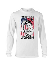 Cat Mom - I'm not like most Women Long Sleeve Tee thumbnail