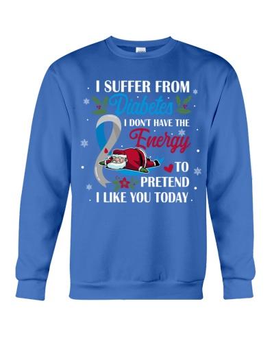 Diabetes - Christmas
