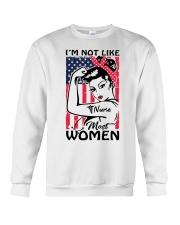 Nurse - I'm not most Women Crewneck Sweatshirt thumbnail