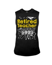 Retired Teacher Class of 2019 Sleeveless Tee thumbnail