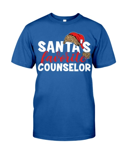 Counselor - Santa's favorite - Plaid