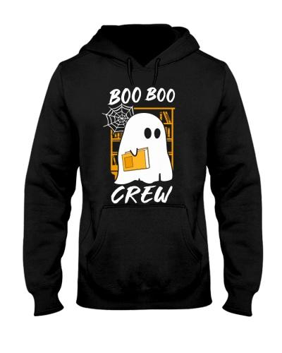 Librarian - Boo Crew