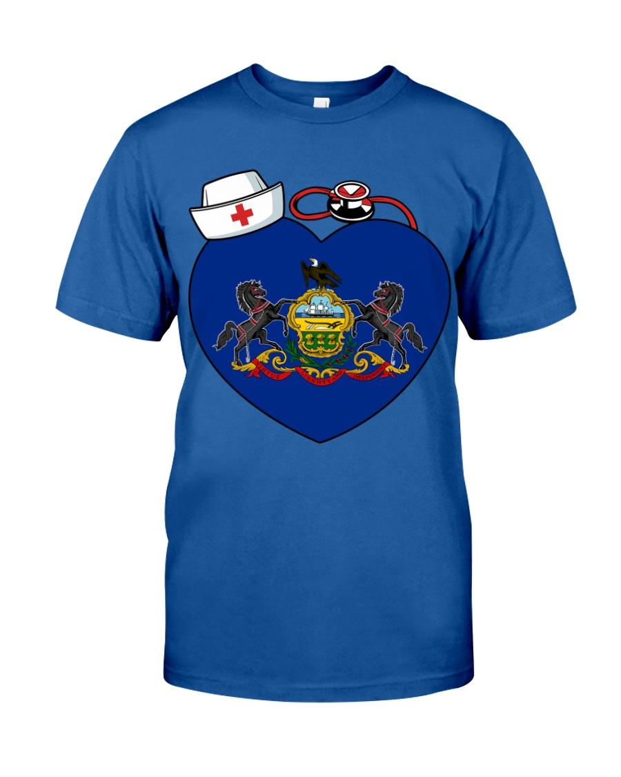 Nurse - National Nurse Week for Pennsylvania Classic T-Shirt