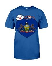Nurse - National Nurse Week for Pennsylvania Classic T-Shirt front