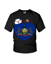 Nurse - National Nurse Week for Pennsylvania Youth T-Shirt thumbnail