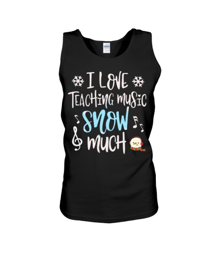 Music Teacher - love teaching snow much