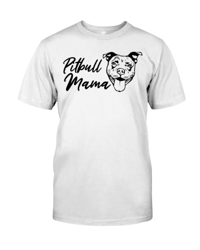 Dog - Pit Bull Mama