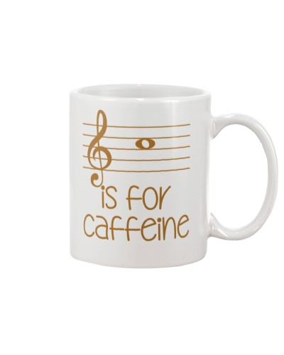 Music Teacher - Is for Caffeine
