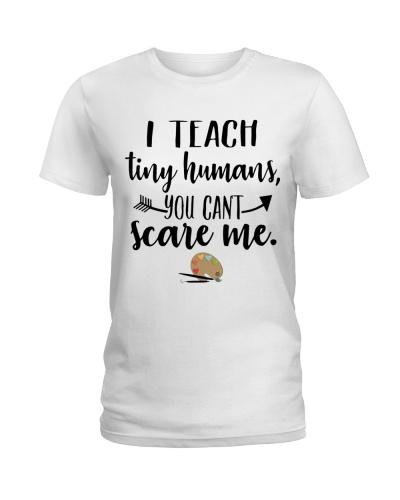 Art Teacher - I teach tiny humans
