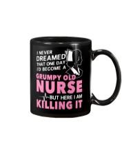 Grumpy Old Nurse Mug thumbnail