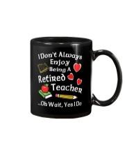 Retired Teacher - Enjoy Mug thumbnail
