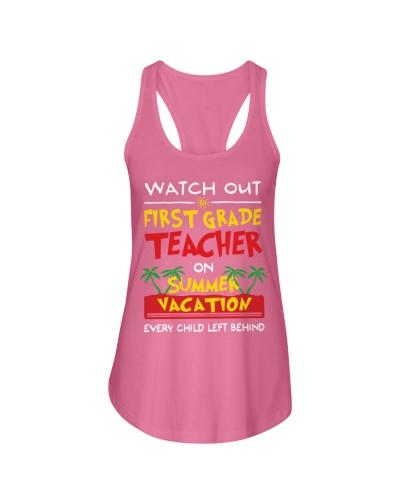 First Grade Teacher - Summer