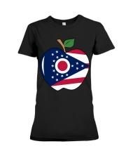 Ohio - National Teacher Day  Premium Fit Ladies Tee thumbnail