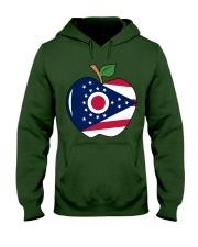 Ohio - National Teacher Day  Hooded Sweatshirt thumbnail