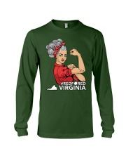 Teacher Strong - Virginia Long Sleeve Tee thumbnail