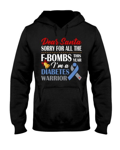 Diabetes - F-Bombs - Christmas Gift