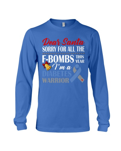 Diabetes - F-Bombs - Christmas Gift