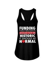 Teacher - Funding Public Ed Ladies Flowy Tank thumbnail
