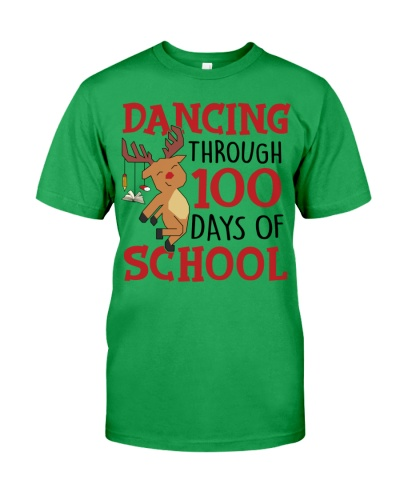 Teacher - Dancing Through 100 Days Of School