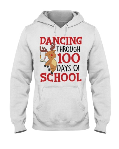 Teacher - Dancing Through 100 Days Of School