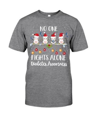 Diabetes - No One Fights Alone - Penguins