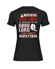 Crazy Dispatcher Premium Fit Ladies Tee thumbnail