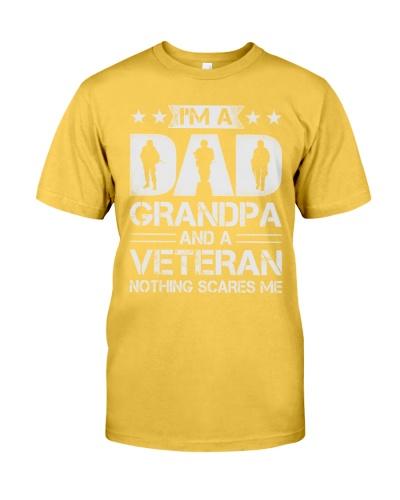 Veteran - Dad and Grandpa