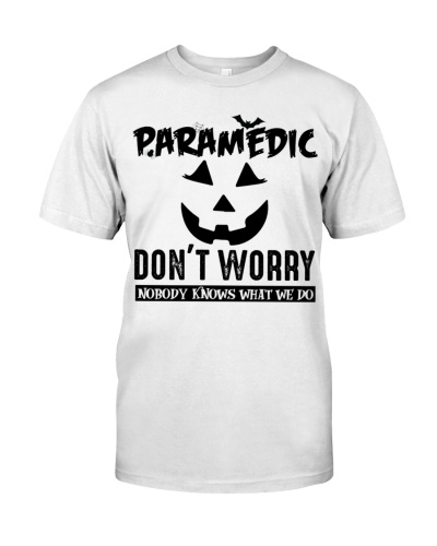Paramedic - Don't worry