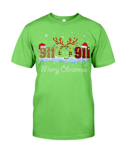 Dispatcher - 911 - Christmas