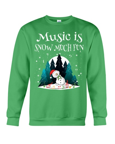 Music Teacher - Music is Snow much Fun