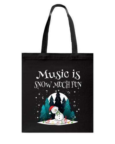 Music Teacher - Music is Snow much Fun